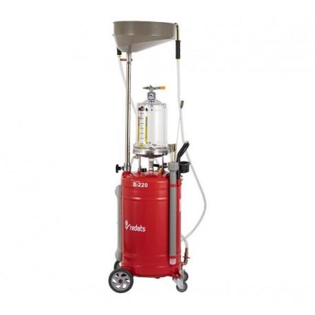 Odsávačka oleja REDATS D-220