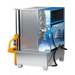 Nákladná umývačka kolies WULKAN 500H s ohrevom vody