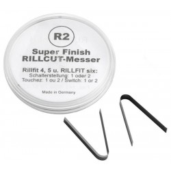 RILLFIT nože R-3 6-15mm
