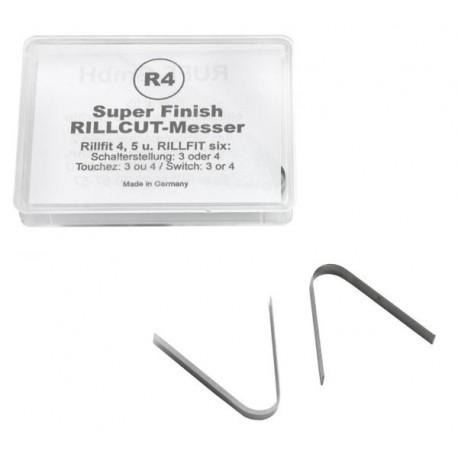 RILLFIT nože R-4 8-16mm